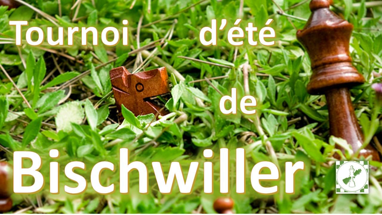 Tournoi d'Eté de Bischwiller du 05 au 07 juillet