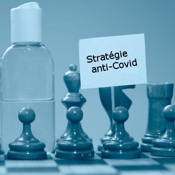 Stratégie anti-Covid